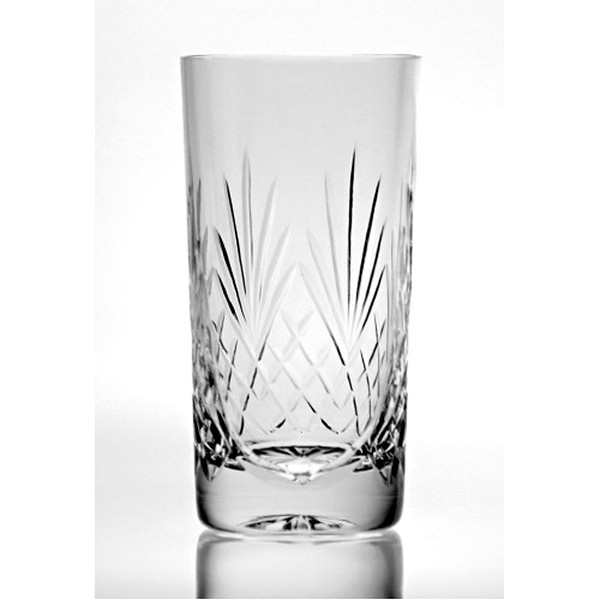 Crystal Hiball Glass