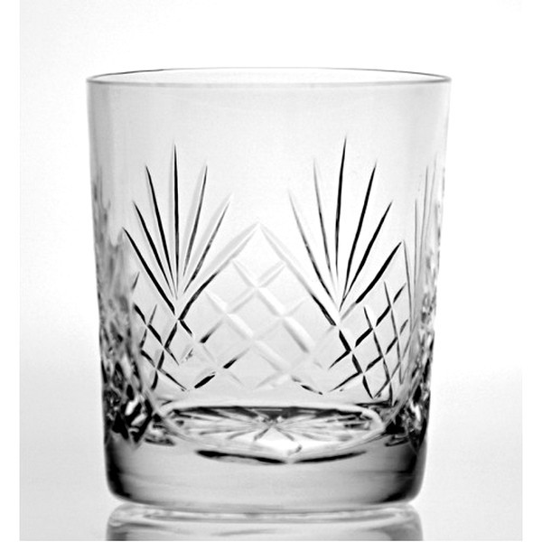 Crystal Old Fashioned Tumbler