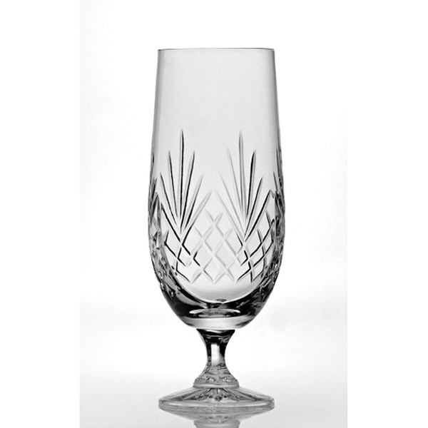 Crystal Pilsner Pint Glass