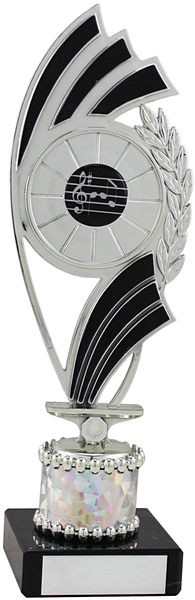 Silver Music Trophy