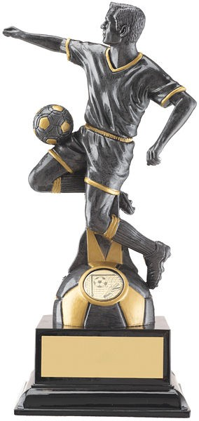 Silver Footballer Trophy