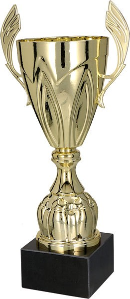 Gold Cup Trophy with Handles