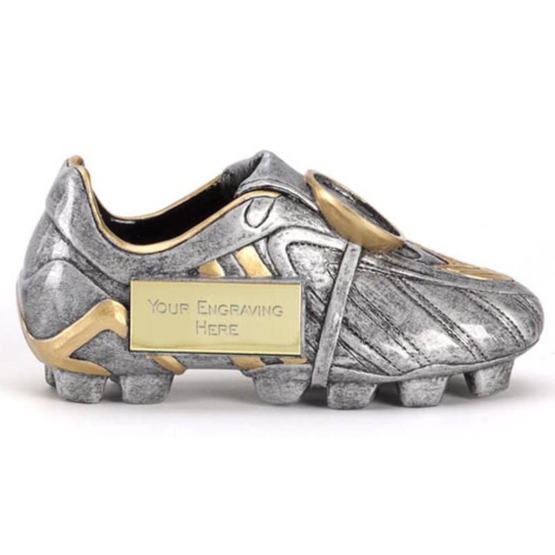 Premier Silver Boot