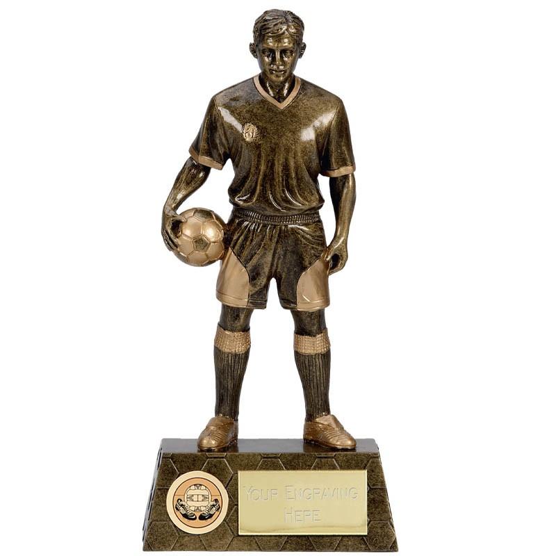 Trophy Footballer