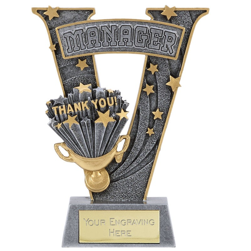V Series Manager Thank You Award