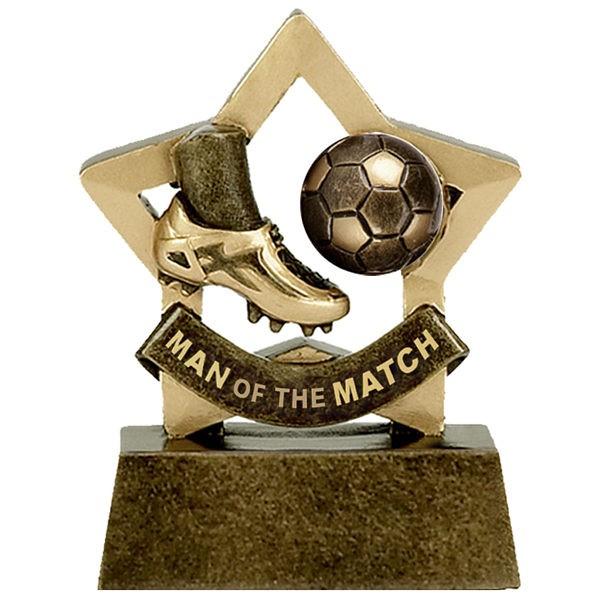 Mini Star Man of the Match