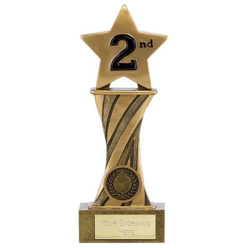 2nd Place Showcase Star Award
