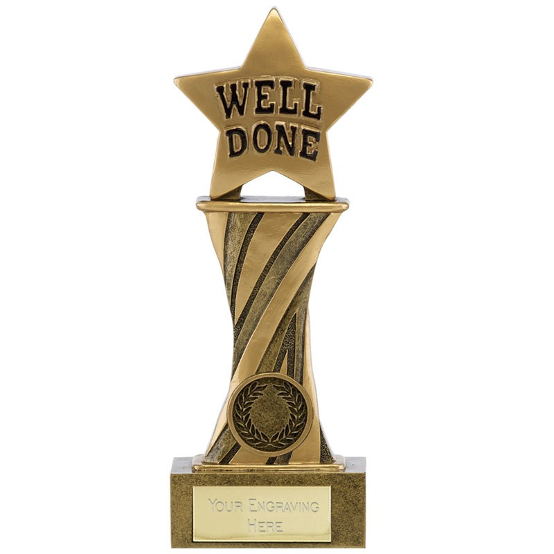 Well Done Showcase Star Award