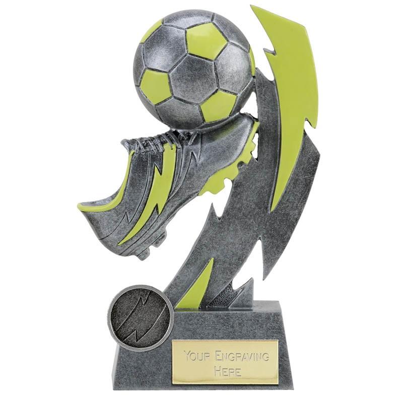GloActive Gold Flash Football