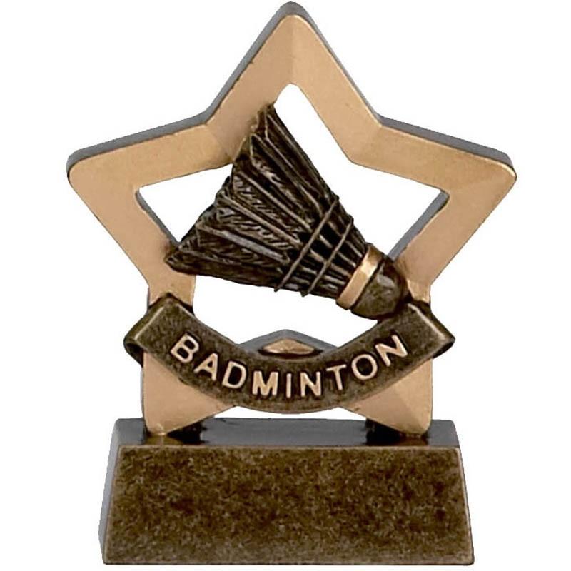 Mini Star Badminton