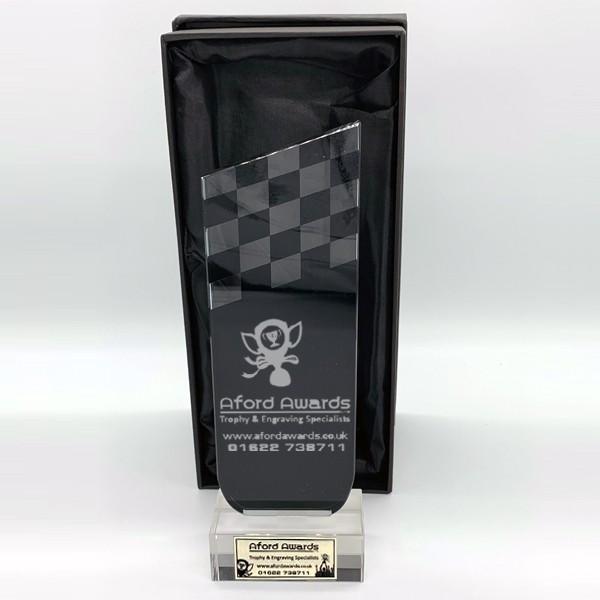 Black Glass Motorsport Trophy