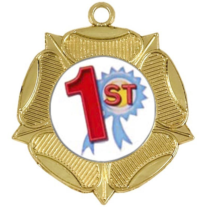 Rose 50 Medal
