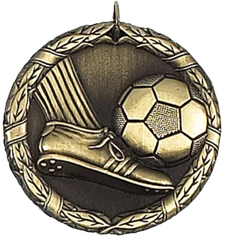 Laurel Football Medal