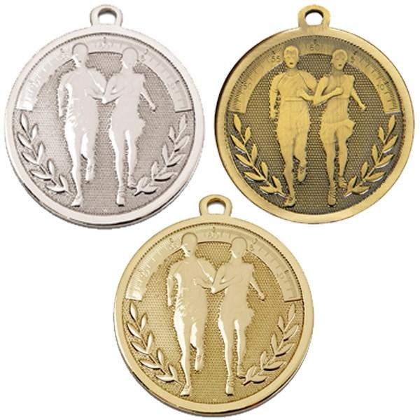 Galaxy Running Medal