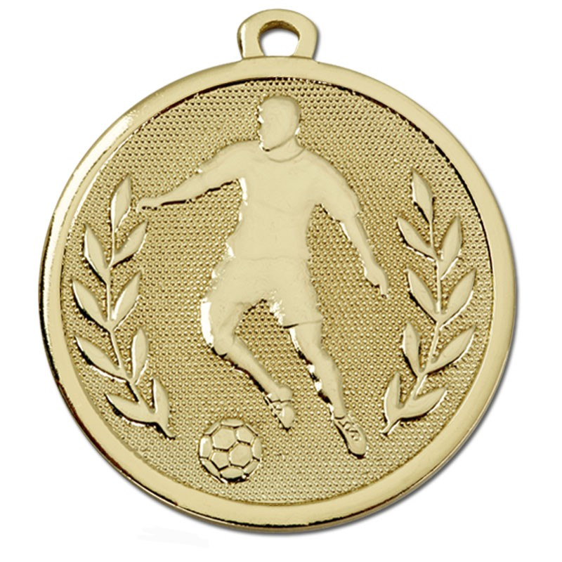 Galaxy Footballer Medal