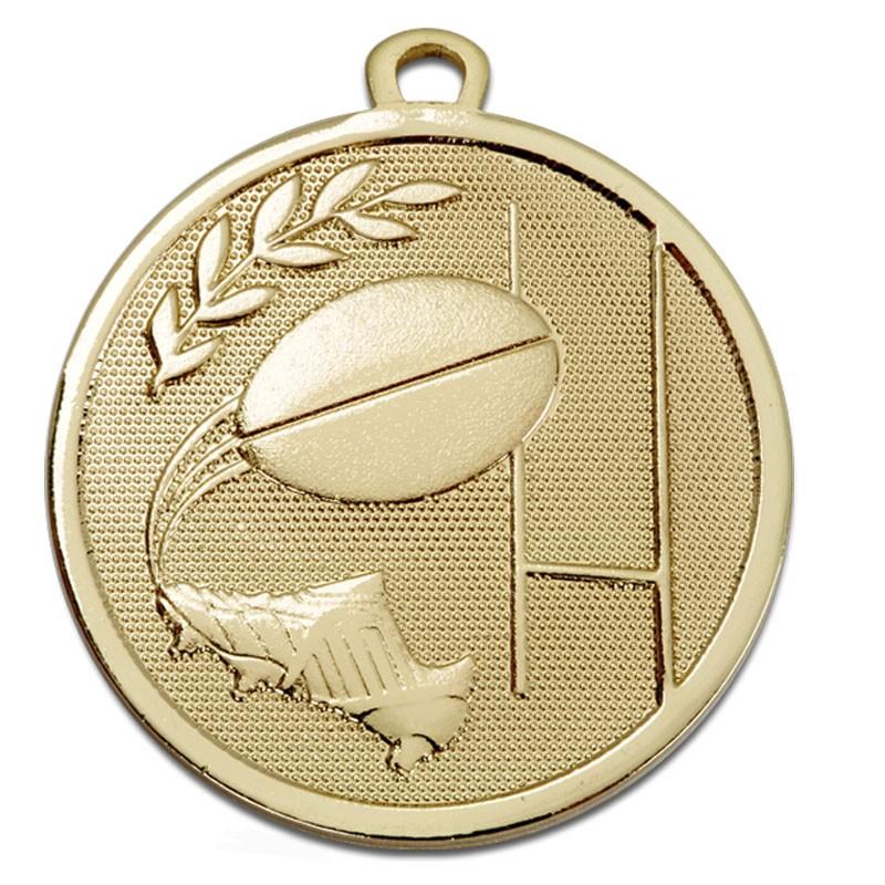 Galaxy Rugby Medal