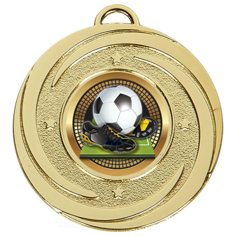 TARGET Twirl Medal