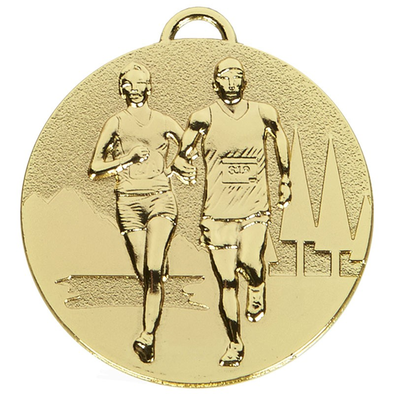Target Cross Country Medal