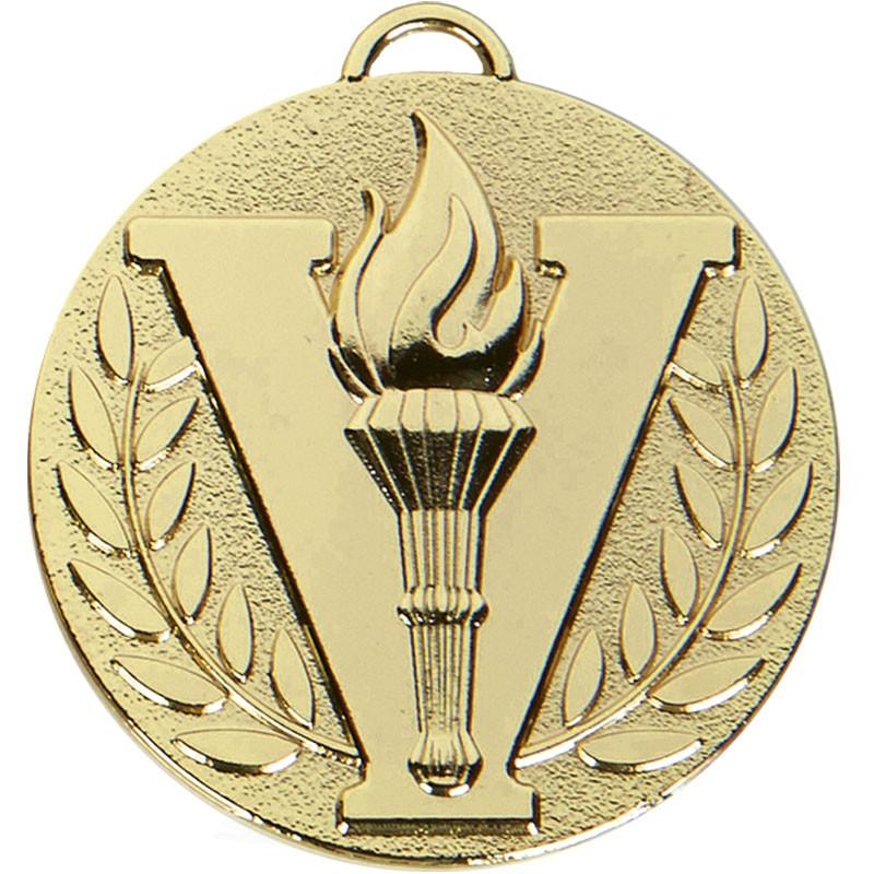 Target Victory Medal
