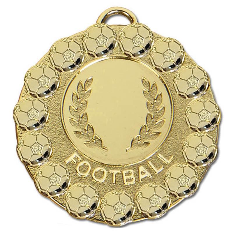 Fiesta Football Medal