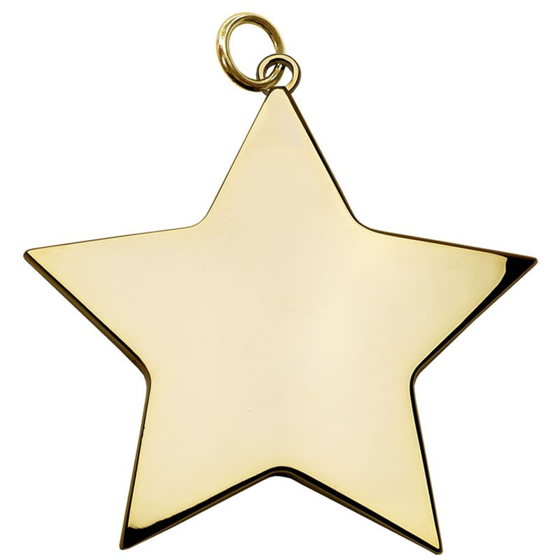 Star Achievement 54 Medal