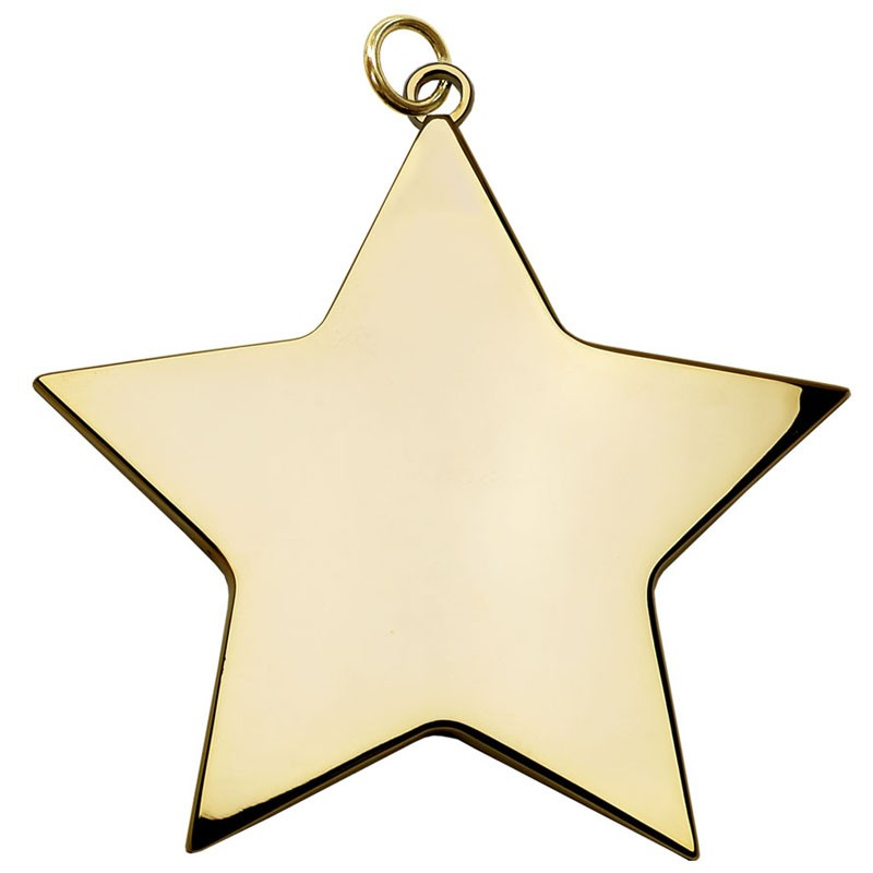 Star Achievement 68 Medal