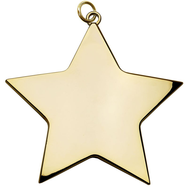 Star Achievement 80 Medal