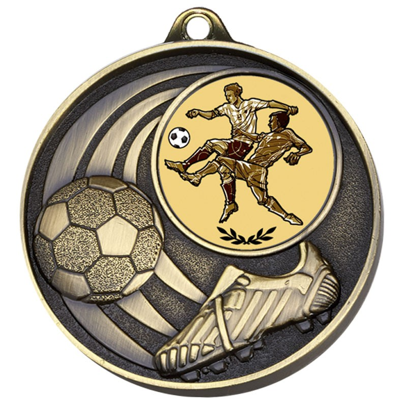Stadium 50 Football Medal