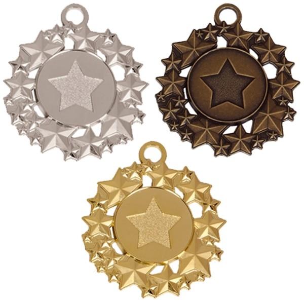Galaxy 50 Medal