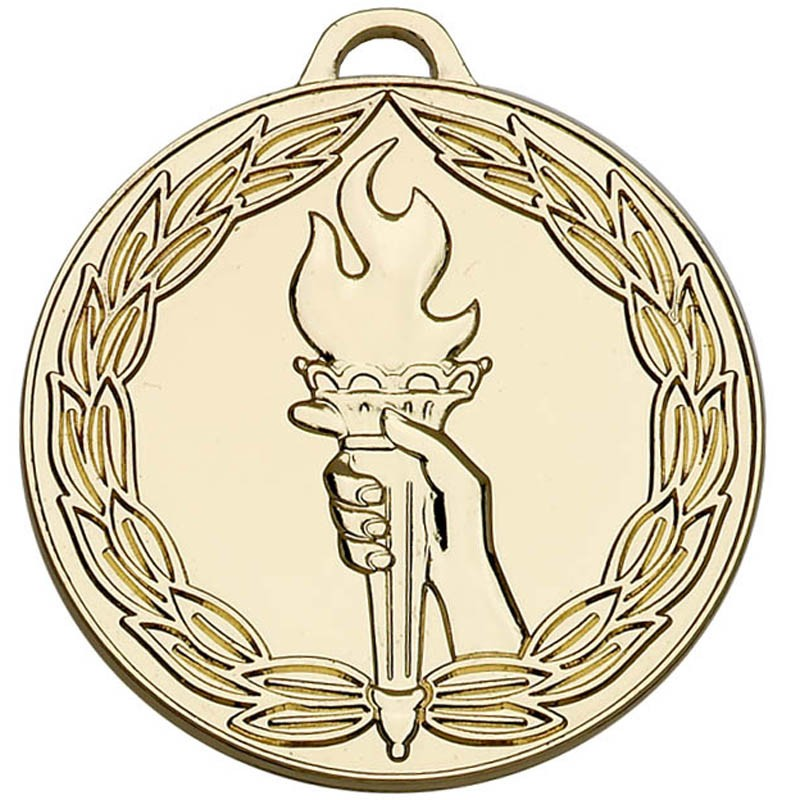 Classic Torch 50 Medal