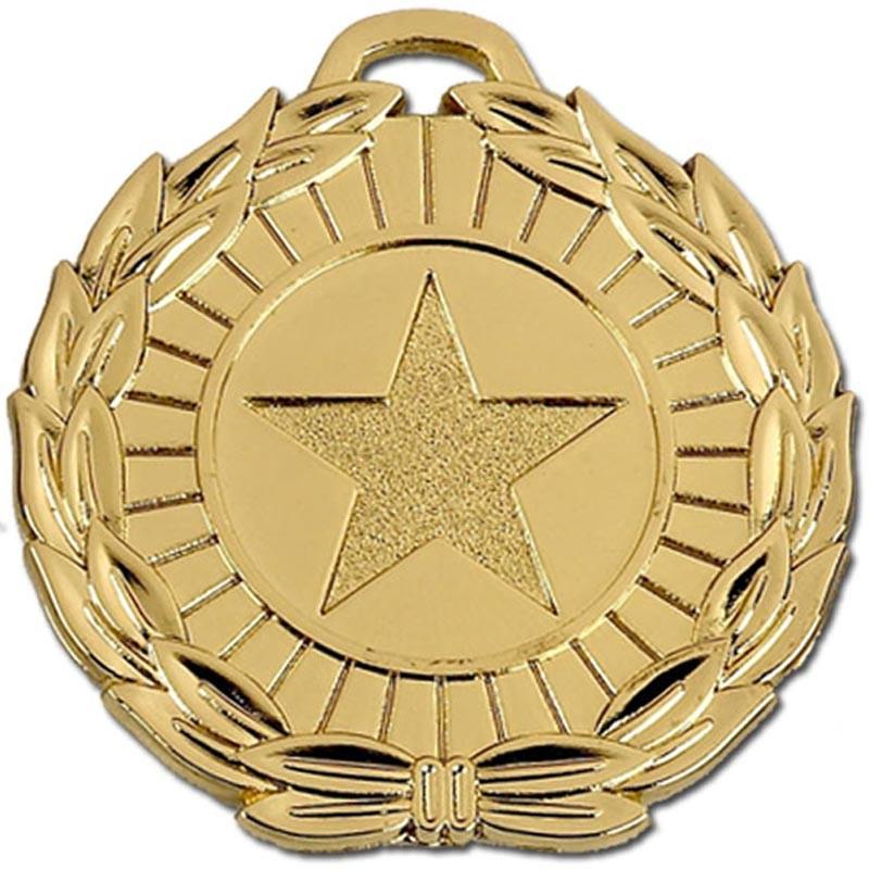 Mega Star 50 Medal