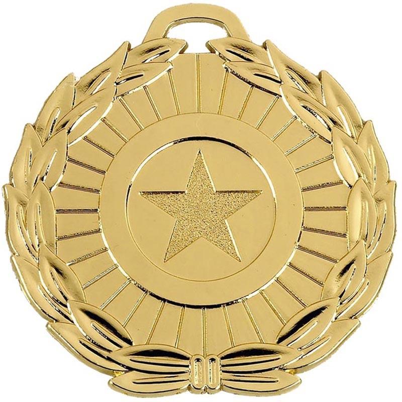 Mega Star 70 Medal