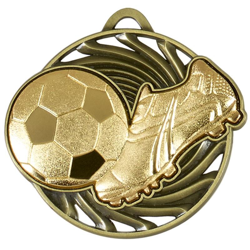Vortex Football Medal