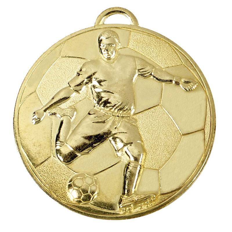 Helix 60 Footballer Medal