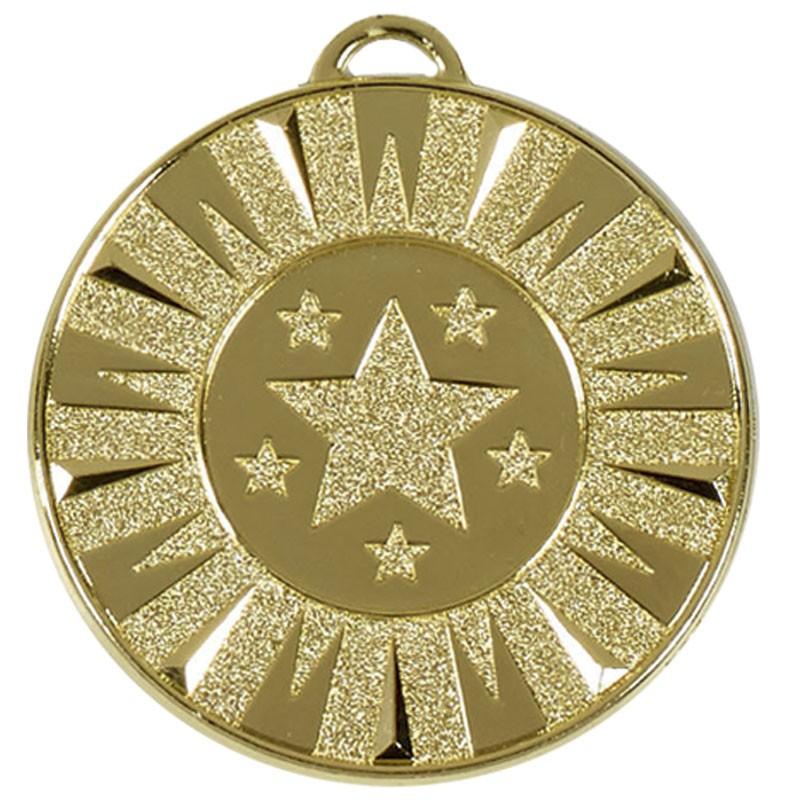 Target 50 Flash Medal