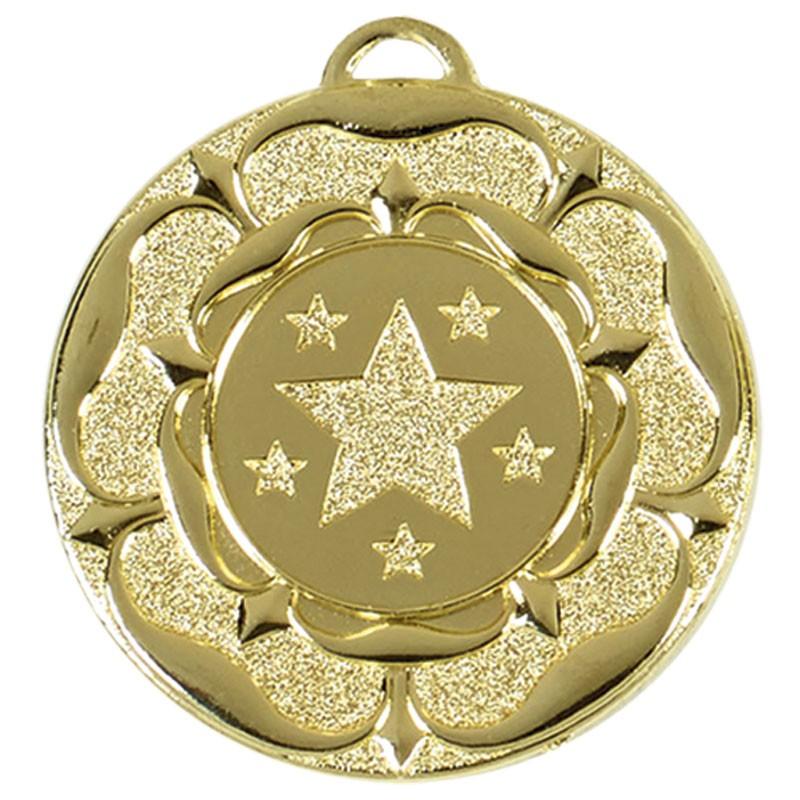 Target 50 Tudor Rose Medal