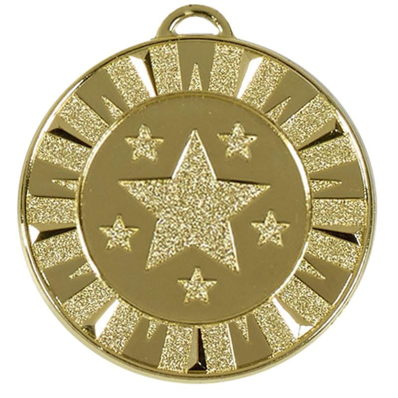 Target 40 Flash Medal