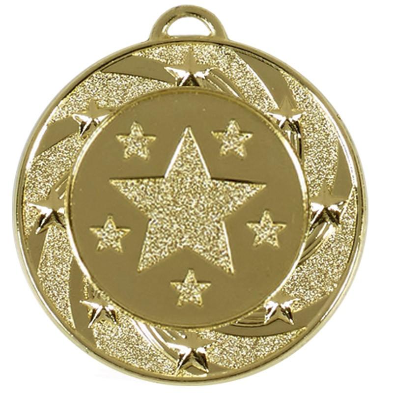 Target 40 Star Medal