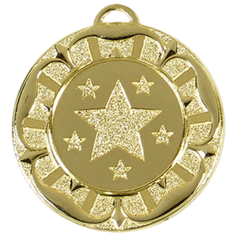 Target 40 Tudor Rose Medal