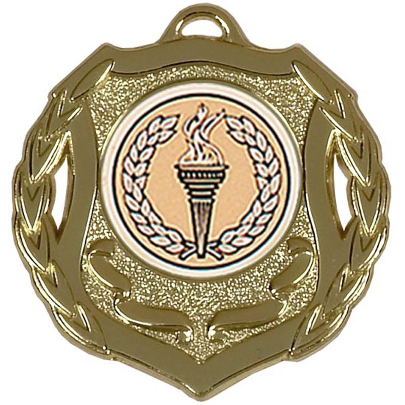 Shield 50 Medal
