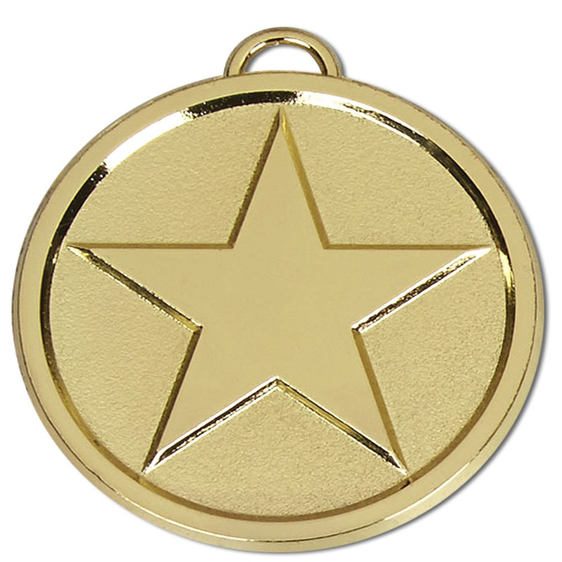 Star Bright Medal