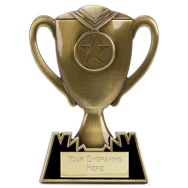 Cup Plaque