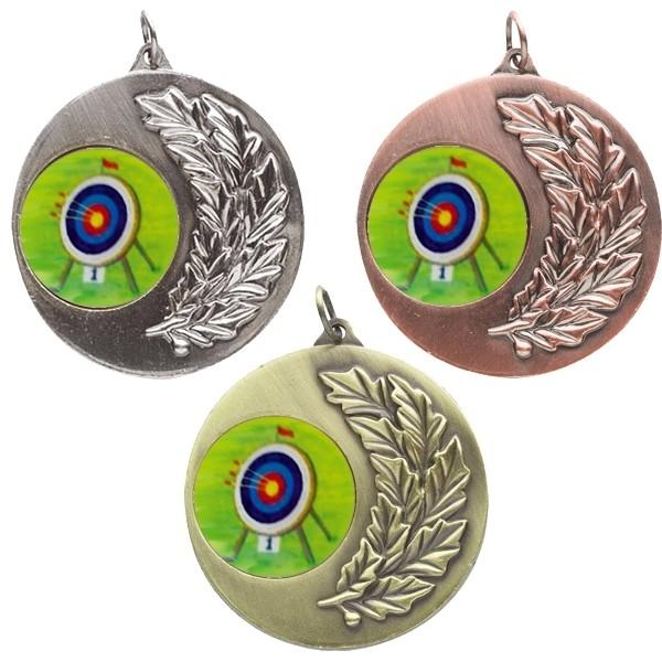 Archery Laurel Medals
