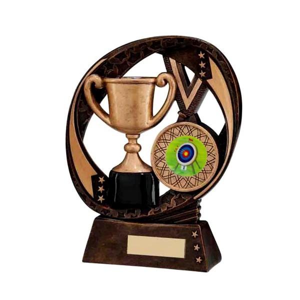 Typhoon Achievement Award with Archery Insert