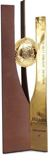 The AVANTIME Bespoke Trophy