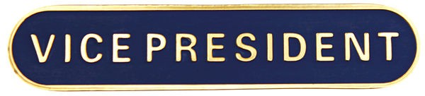 Vice President Badge