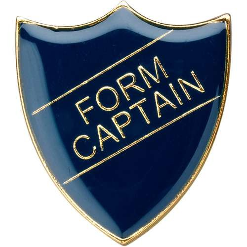 School Shield Badge (Form Captain)