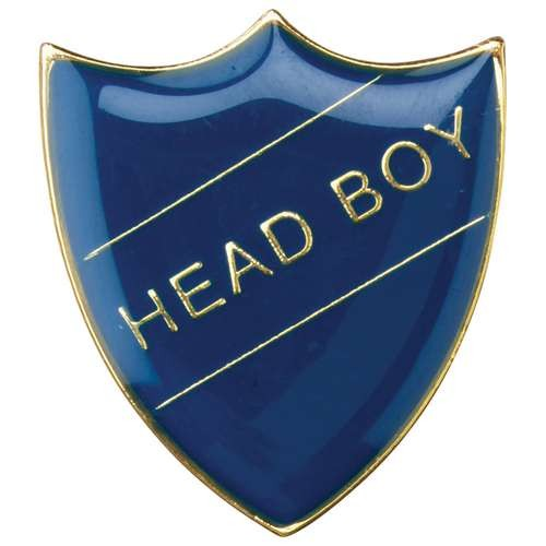 School Shield Badge (Head Boy)