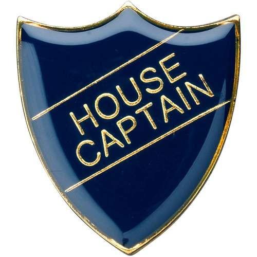 School Shield Badge (House Captain)