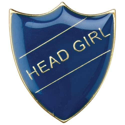 School Shield Badge (Head Girl)